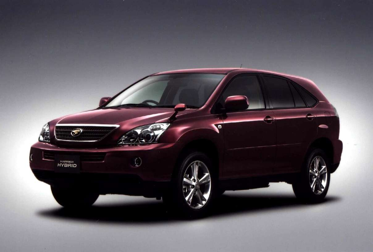 Toyota Harrier #8093746