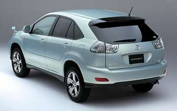 Toyota Harrier #9904664