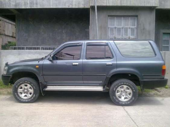 Toyota Hilux Surf #8059626