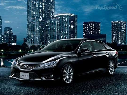 Toyota Mark X #7756756