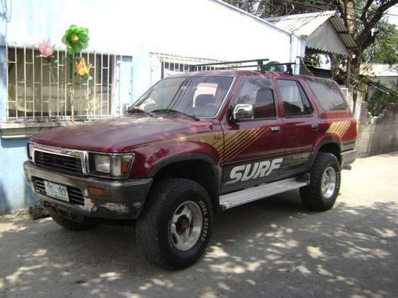 Toyota Hilux Surf #8999719