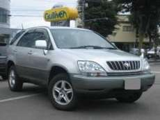 Toyota Harrier #7781035