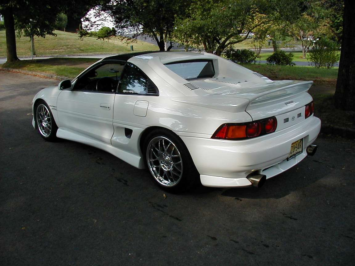 Toyota MR2 Turbo #7474533