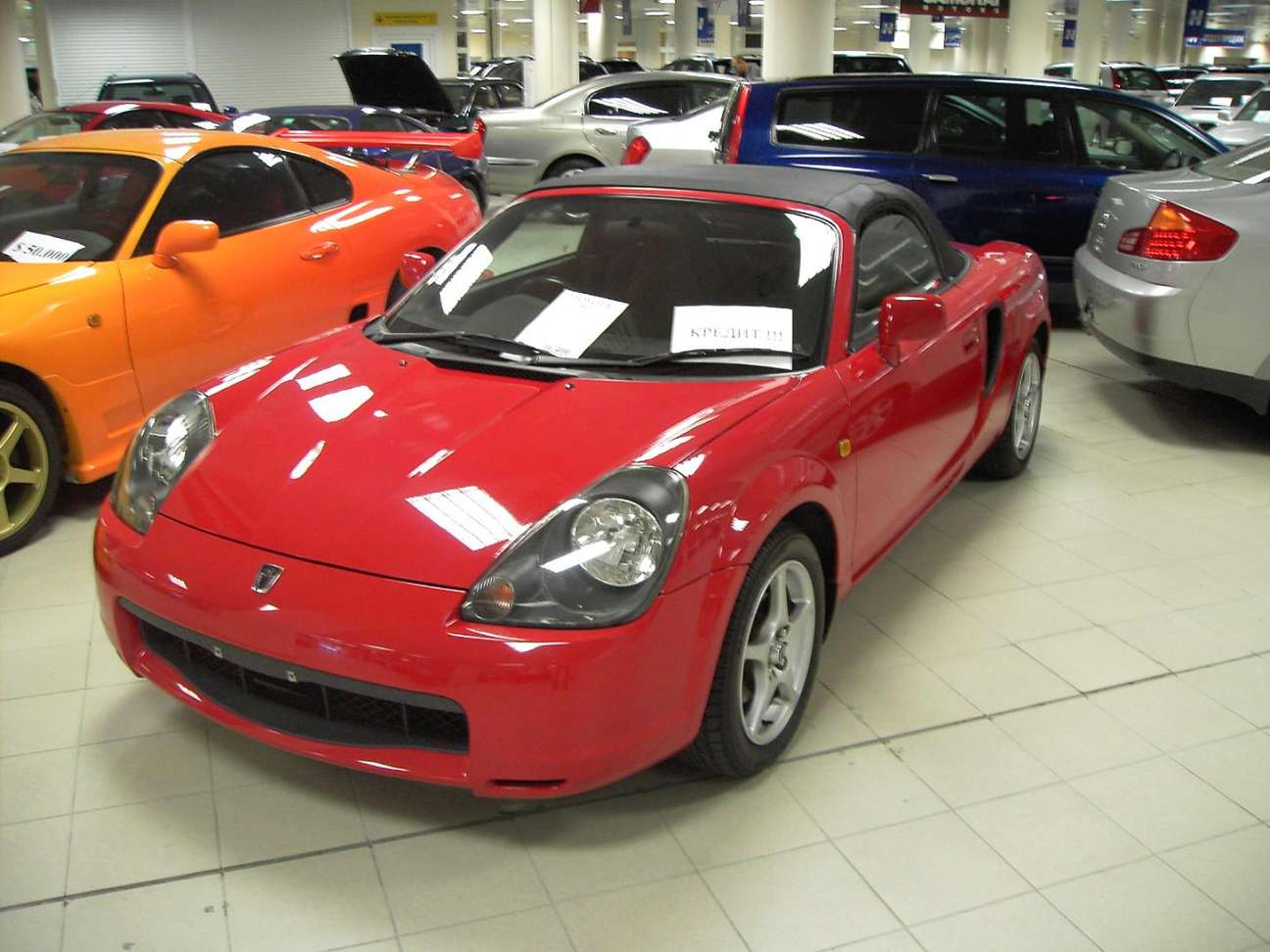 Toyota MR-S #8499257