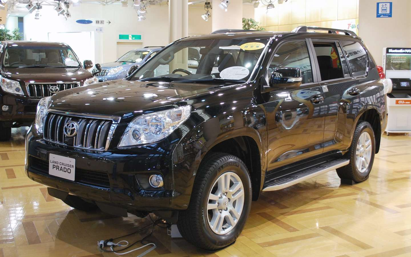 Toyota Land Cruiser Prado #9710251