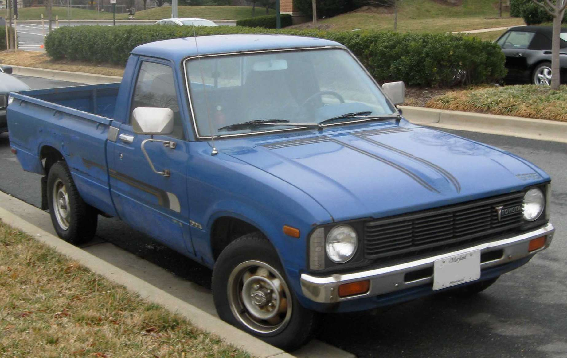 Toyota Pick-up #7986532