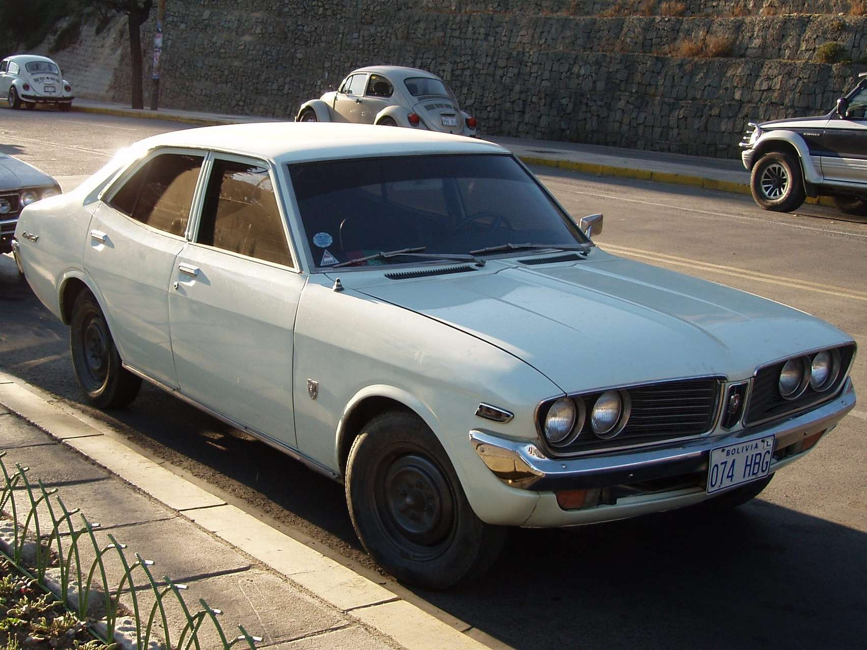 Toyota Mark II #7620515