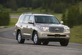 Toyota Land Cruiser V8 #7875714