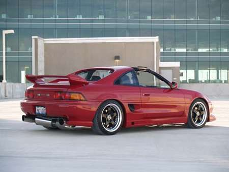 Toyota MR2 Turbo #9193202