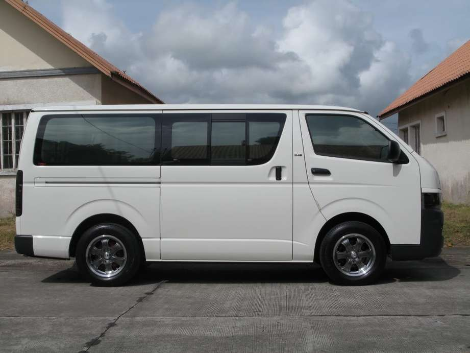 toyota hiace owners manual free download
