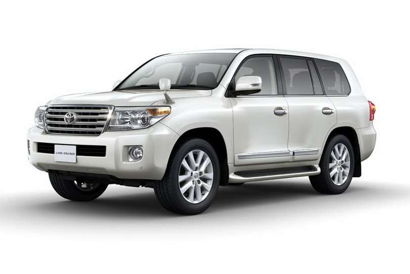 Toyota Land Cruiser 200 #9154429
