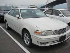 Toyota Mark II #7963881