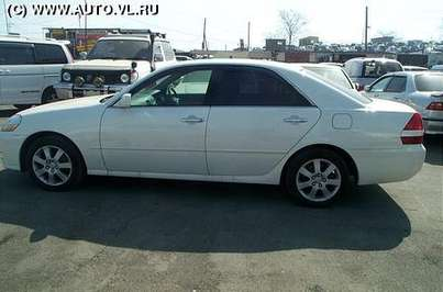 Toyota Mark II #9793384