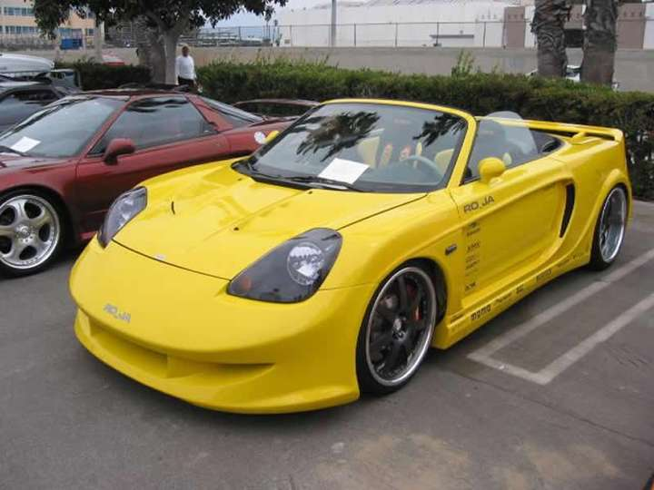 Toyota MR2 Spyder #9621618