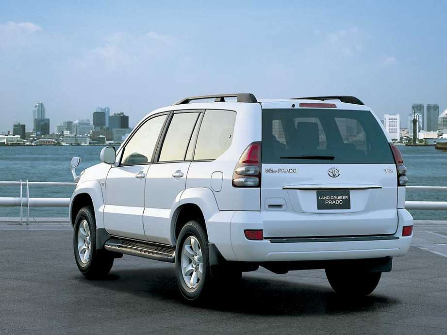 Toyota Land Cruiser Prado #7190651