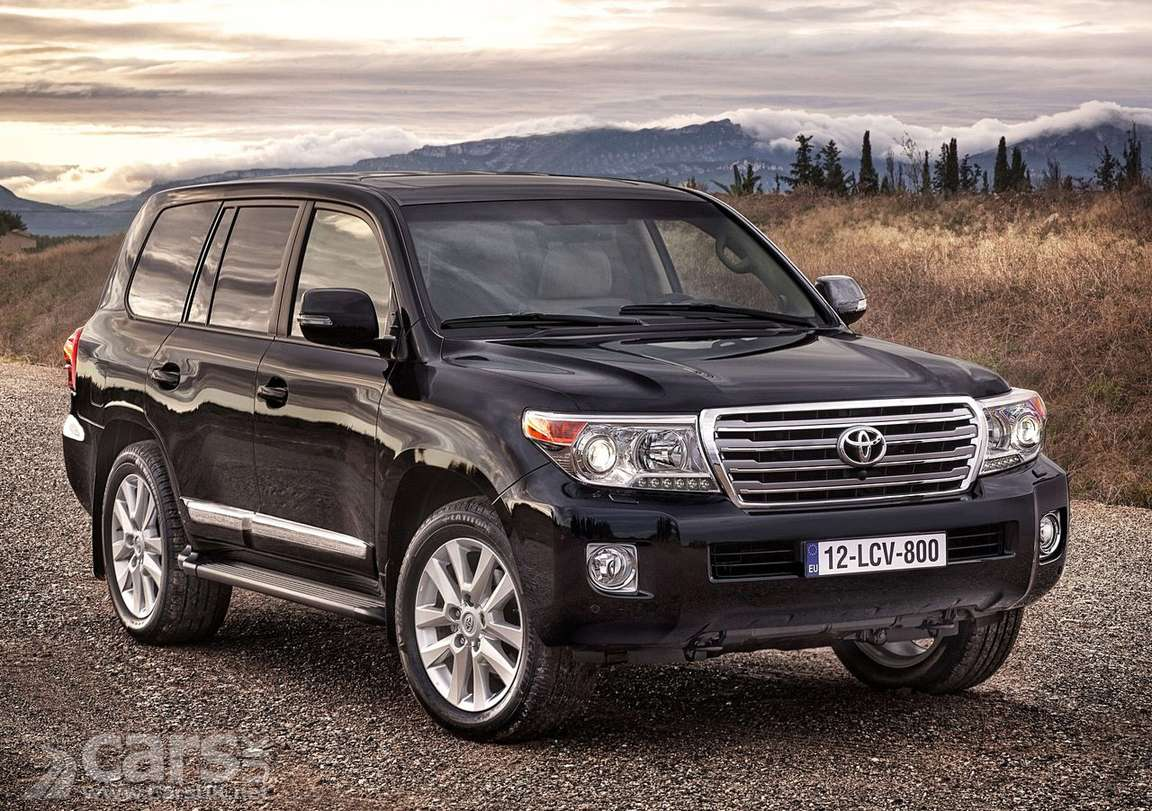 Toyota Land Cruiser V8 #7164086