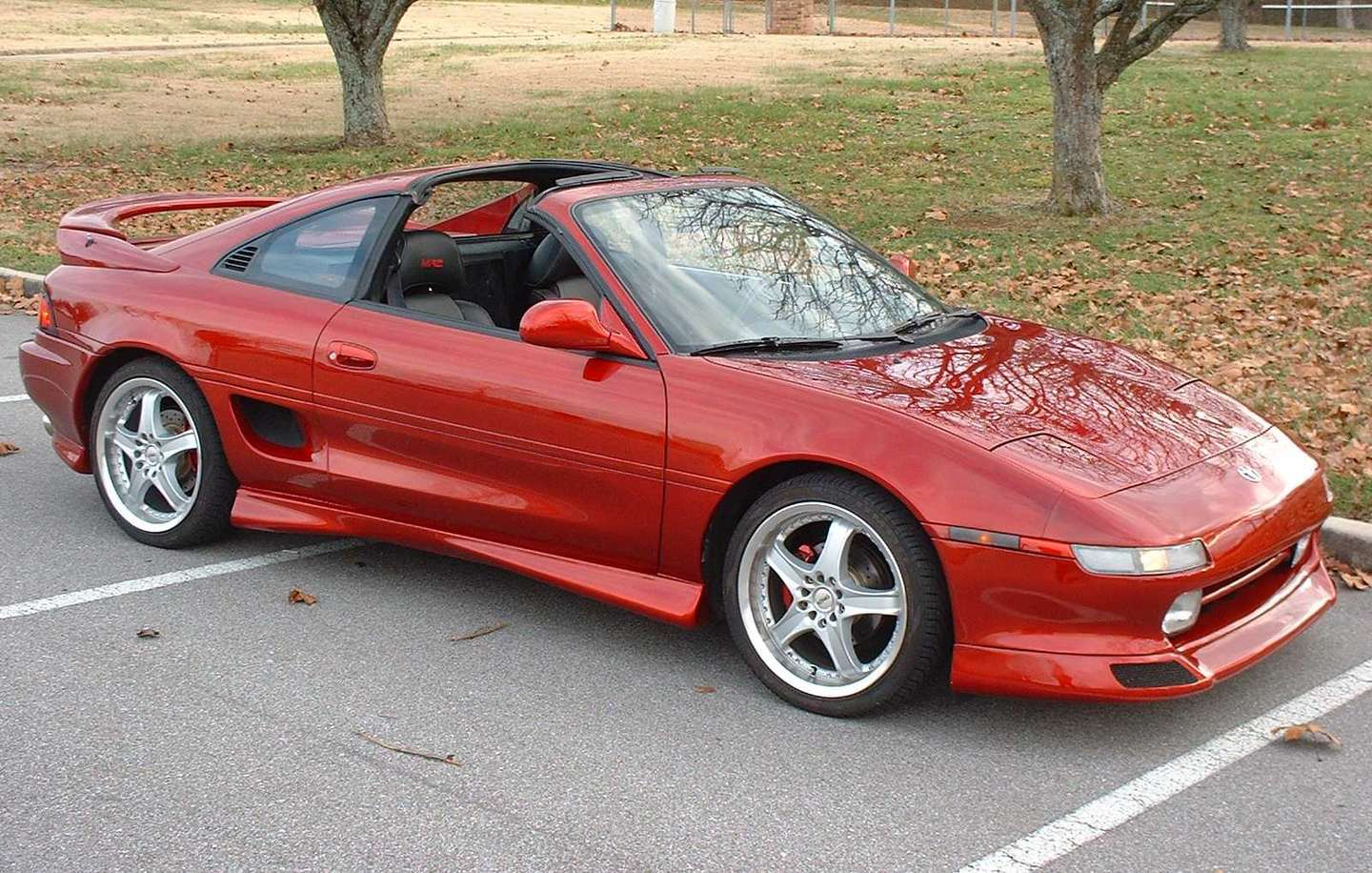 Toyota MR-2 #7933642