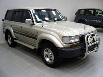 Toyota Land Cruiser 80 #9667429