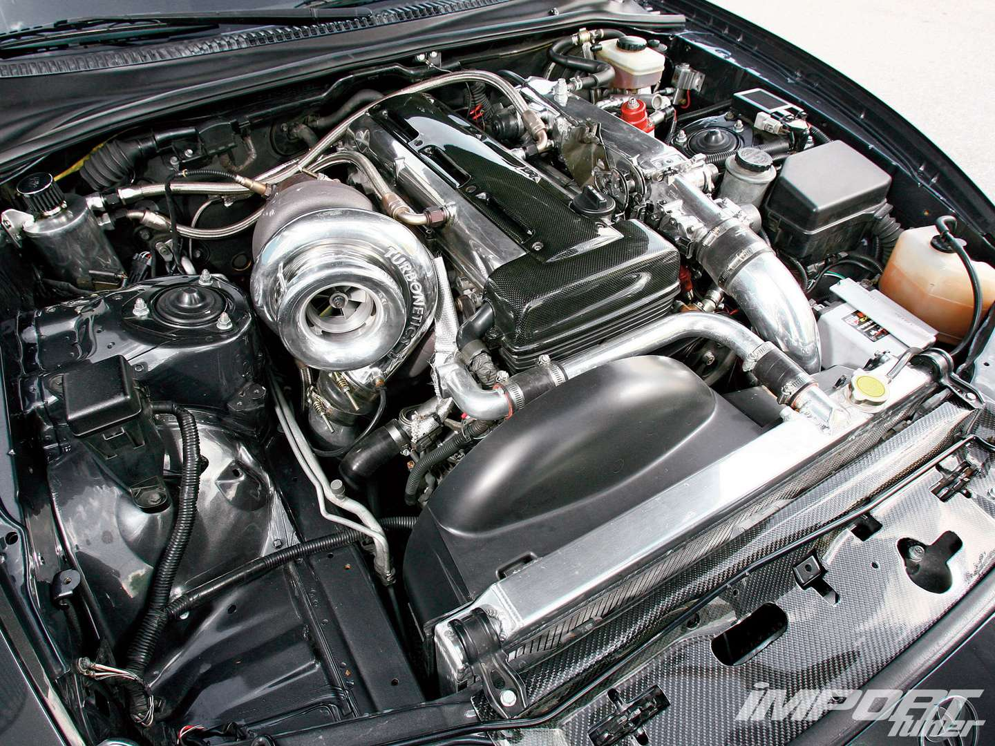 Toyota Supra Twin Turbo #8919655