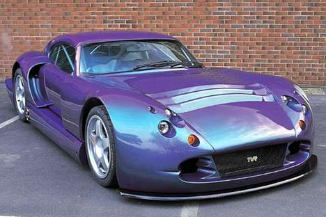 TVR Cerbera Speed 12 #7497980