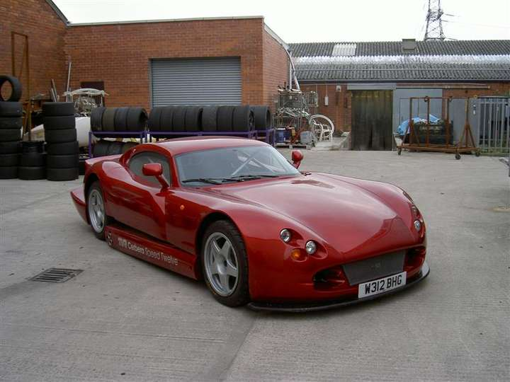 TVR Cerbera Speed 12 #7318708