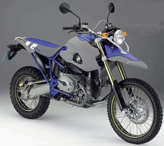BMW HP2 Enduro #9328826