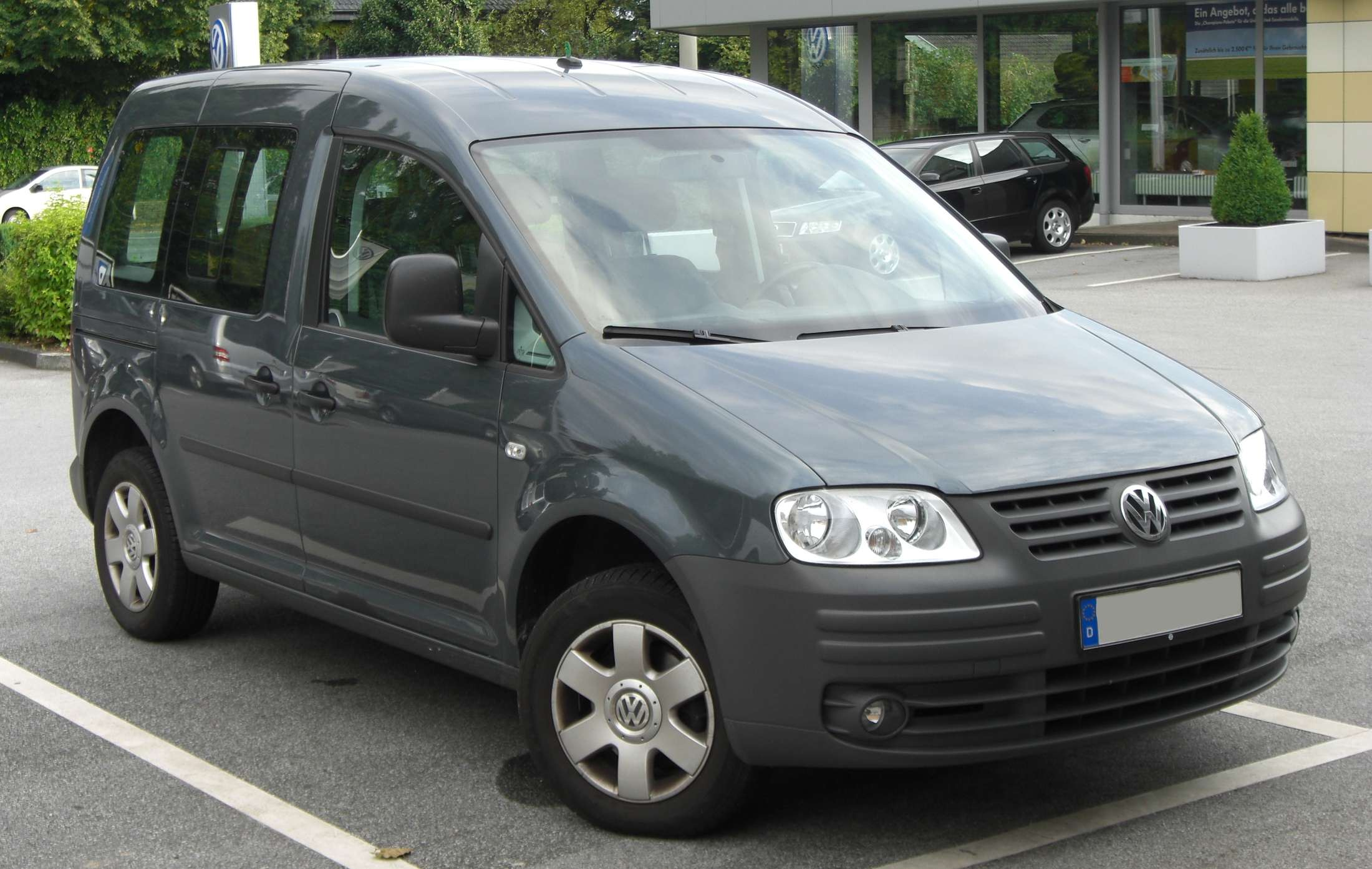 Volkswagen Caddy #9784136