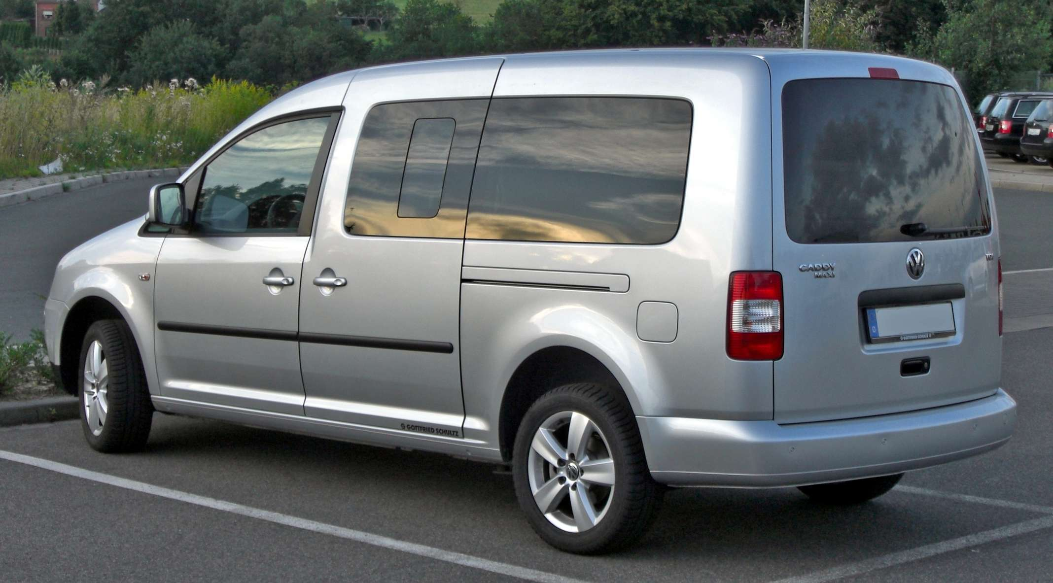 Volkswagen CADDY MAXI #8908481