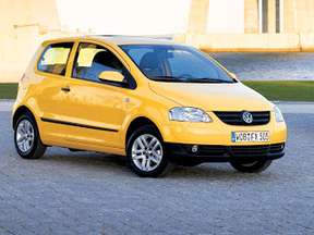 Volkswagen Fox #9729889