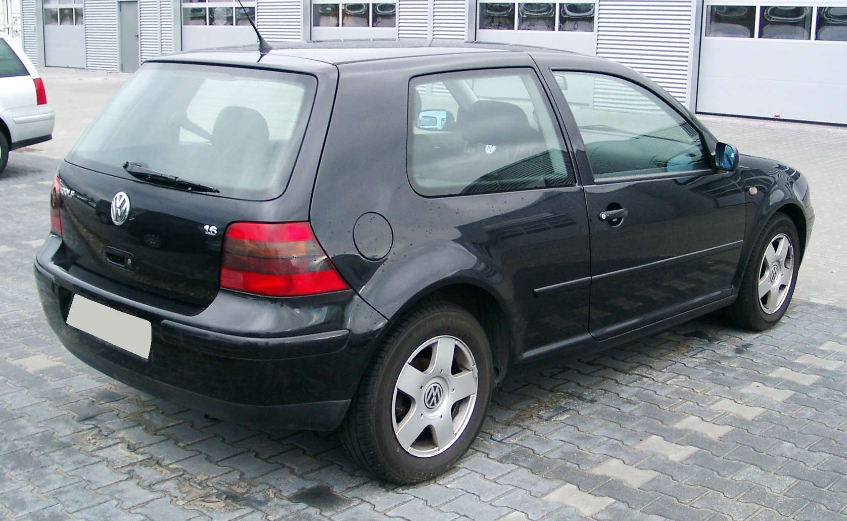 Volkswagen Golf 4 #8949097