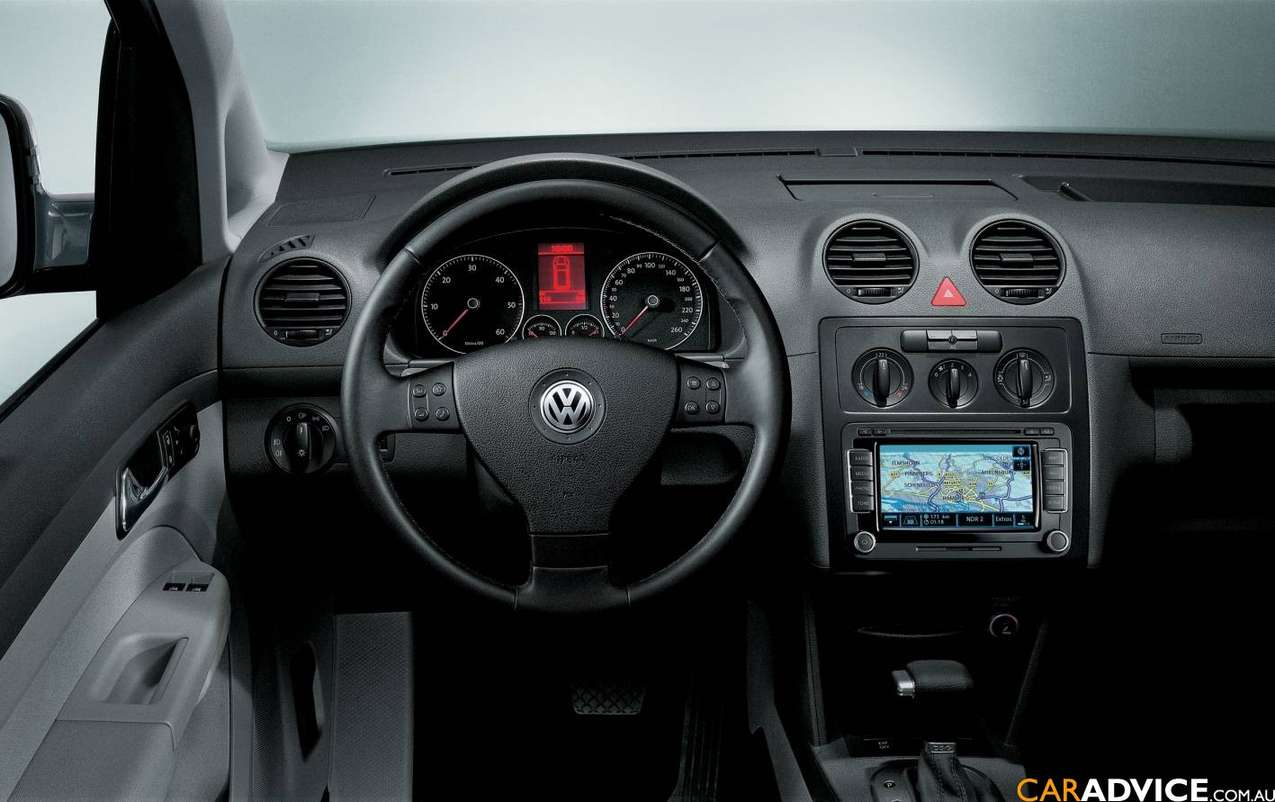 Volkswagen Caddy #7465703