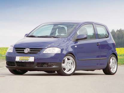 Volkswagen Fox #8025083