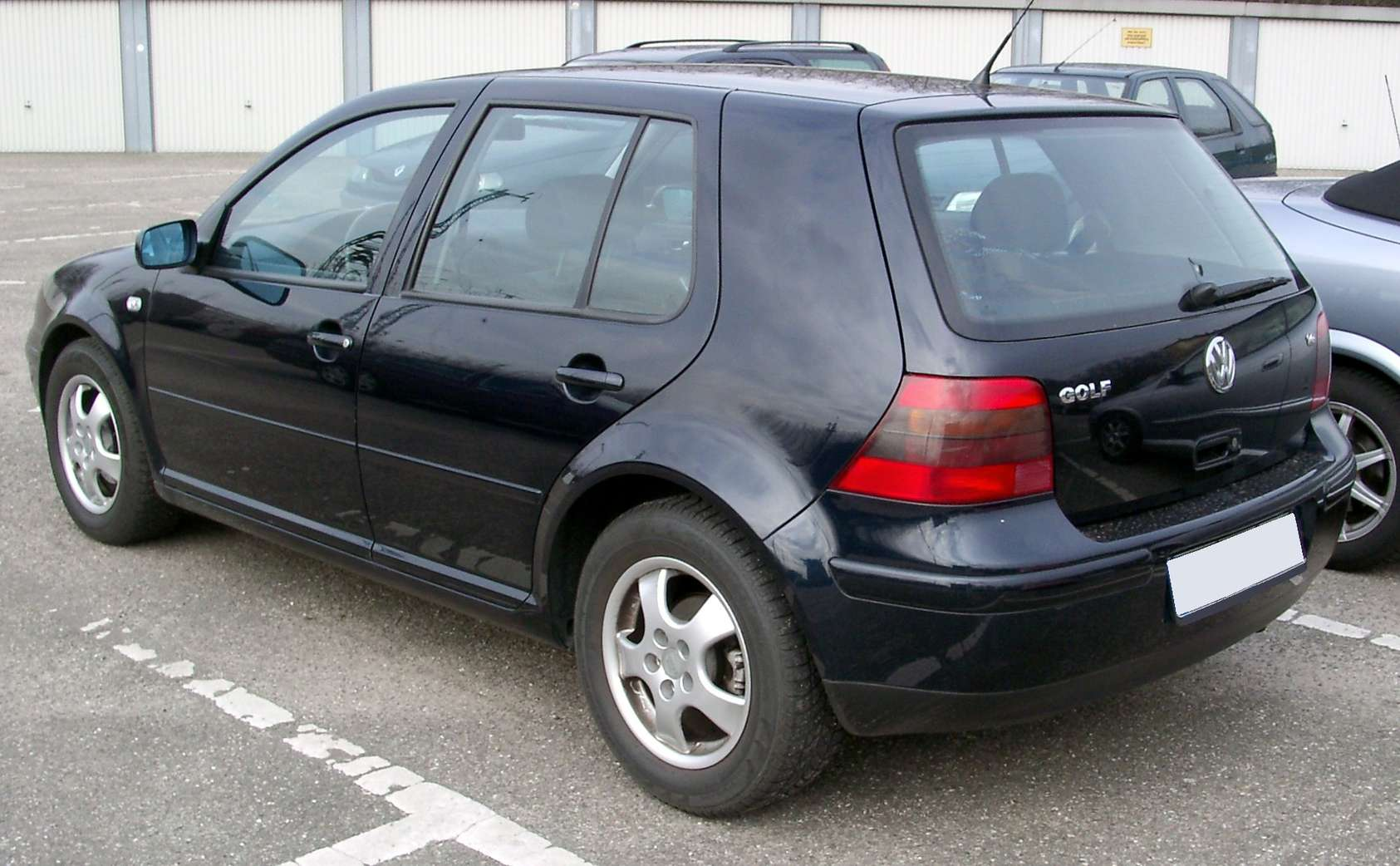 Volkswagen Golf 4 #7063818