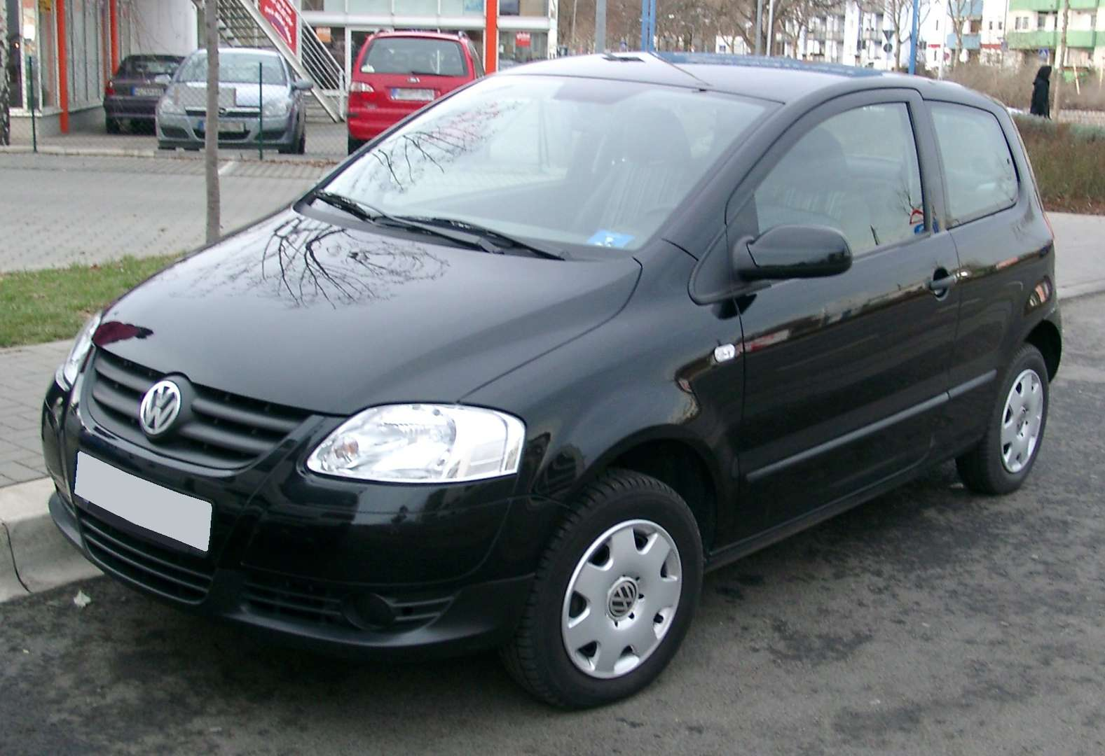 Volkswagen Fox #7730397