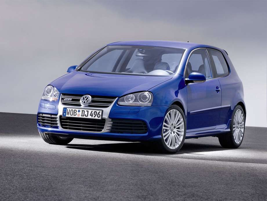 Volkswagen Golf R32 #7478223