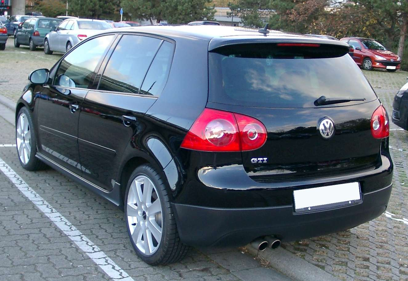 Volkswagen Golf V #8965455