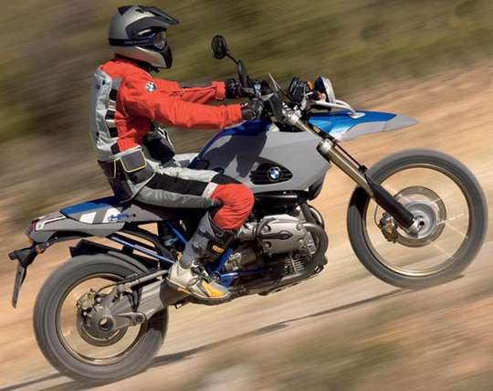 BMW HP2 Enduro #9254521