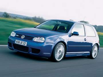 Volkswagen Golf 4 #7377137