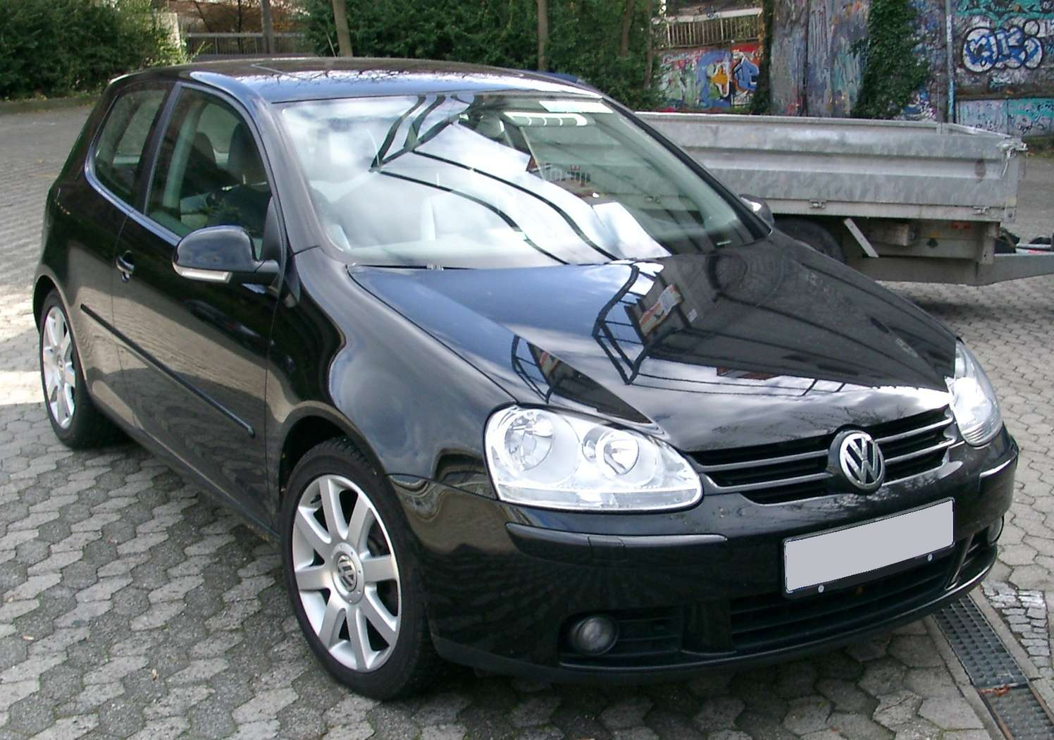 Volkswagen Golf V #9155760