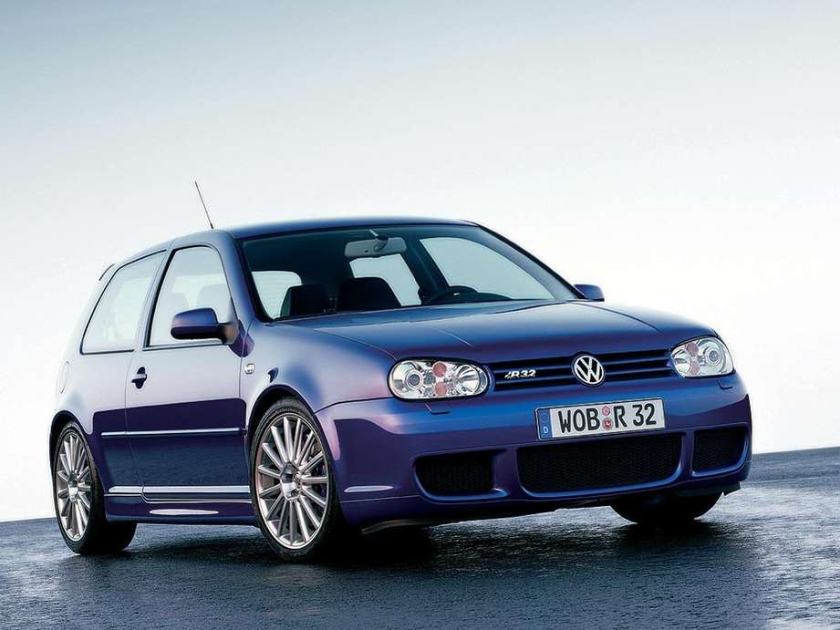Volkswagen Golf 4 #8925286