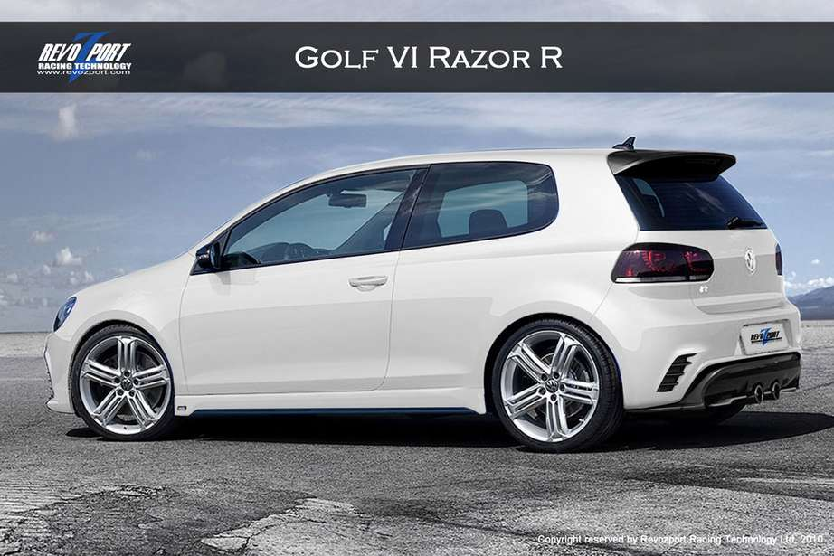 Volkswagen Golf R #8060789