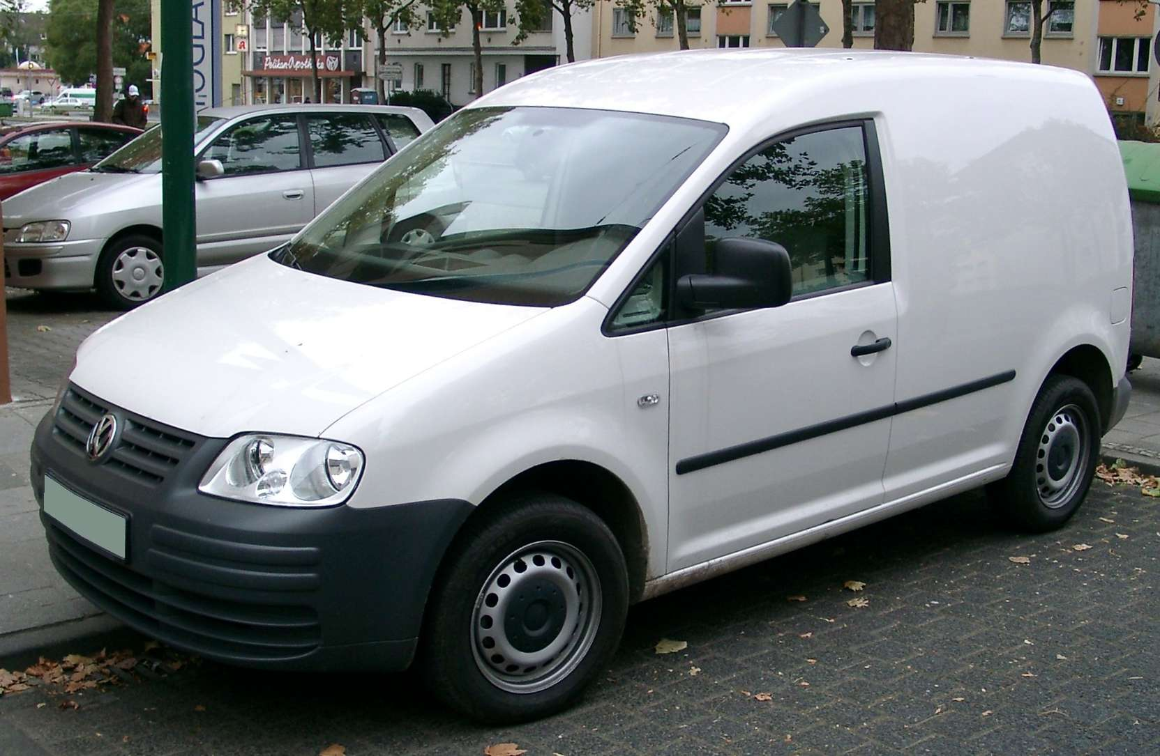Volkswagen Caddy #7852576