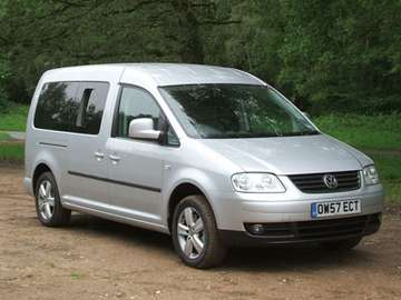 Volkswagen CADDY MAXI #7128771
