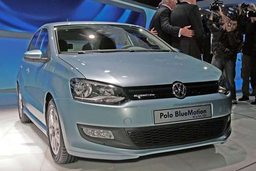 Volkswagen Polo BlueMotion #7447877