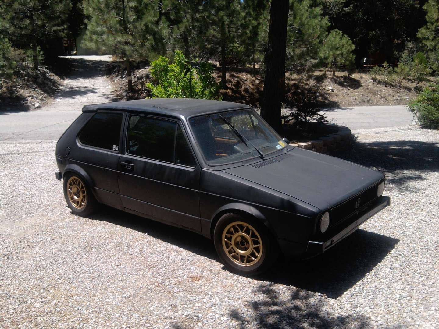 Volkswagen Rabbit #7006069
