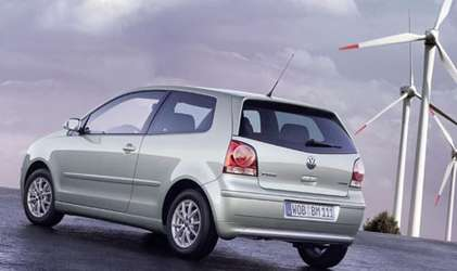 Volkswagen Polo BlueMotion #8912229