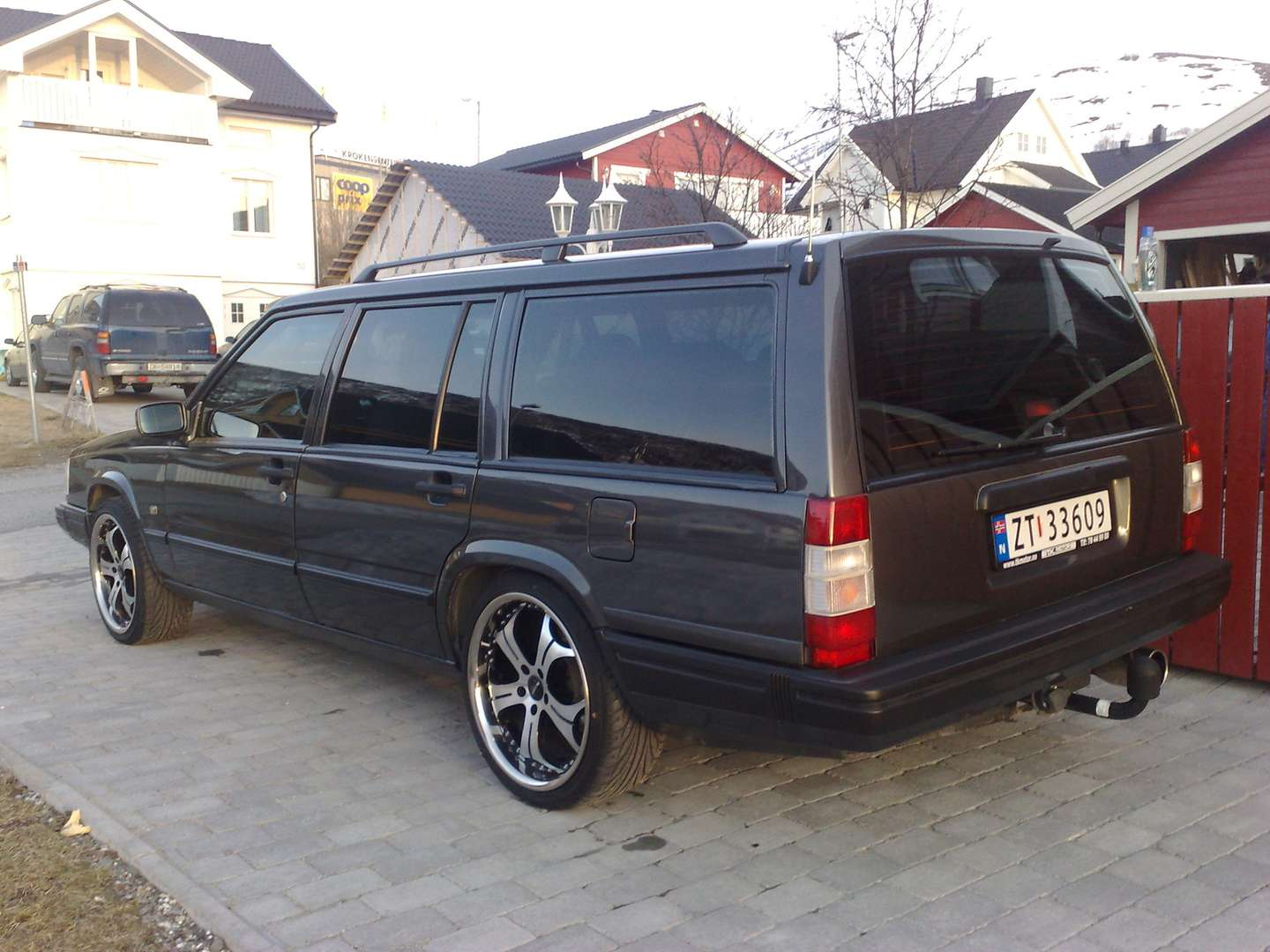 Volvo 940 Turbo #8382224