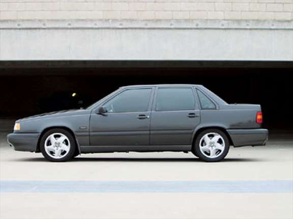 Volvo 850 Turbo #8914895