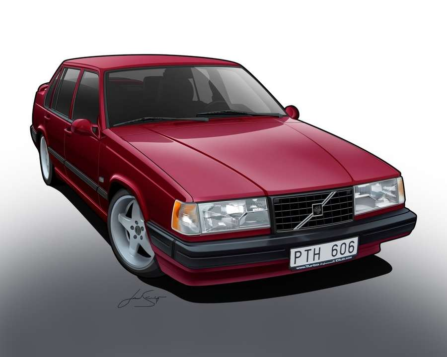 Volvo 940 Turbo #9796949