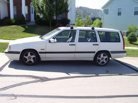 Volvo 850 Turbo #8133808